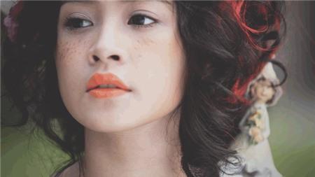 Bộ ảnh mới lãng mạn của hot girl Chi Pu