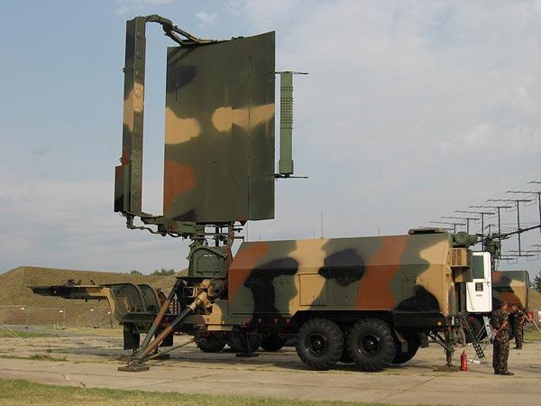 Radar di động 3 tham số 36D6E, đây là thành phần quan trọng trọng việc hỗ trợ điều khiển cho hệ thống phòng không tích hợp S-300PMU1+. Radar có thể xữ lý 120 mục tiêu cùng lúc trong đó có 30-60  mục tiêu được xữ lý trong chế độ tự động.