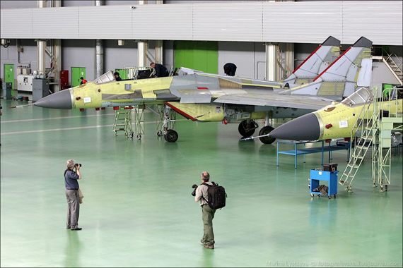 MiG-29M2 (có thể là sản xuất cho Syria)