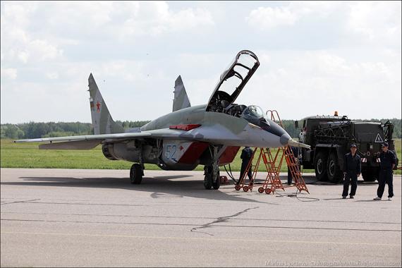 MiG-29UBT