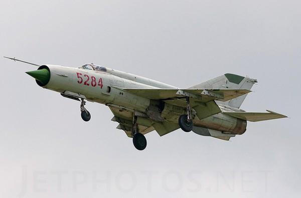 Tiêm kích MiG-21