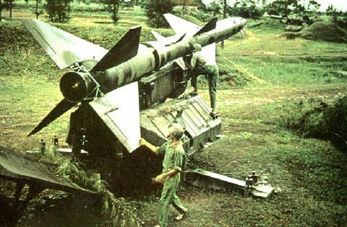 Tổ hợp tên lửa S-75 Dvina