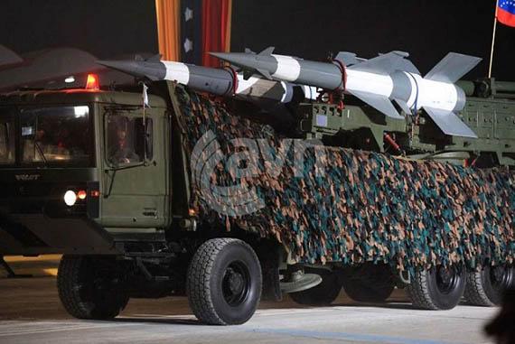 Tên lửa Pechora-2M trên khung gầm MZKT-8021.