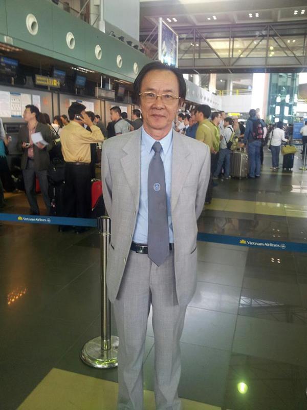 Luật sư Nguyễn Minh Tâm, Ủy viên Ủy ban thường vụ, Phó Tổng thư ký Liên đoàn luật sư Việt Nam