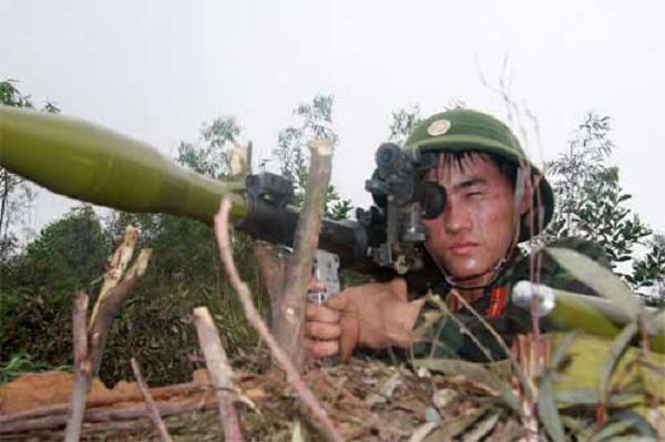 RPG-7 được bộ đội Việt Nam gọi là B-41.Ngày nay B41 vẫn là vũ khí chống tăng cá nhân chủ lực cấp tiểu đội của quân đội Việt Nam.