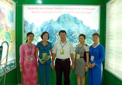 Bà Nguyễn Thị Thanh tham dự buổi khai trương Đại siêu thị & Trung tâm thương mại Big C Ninh Bình ngày 19/05/2013