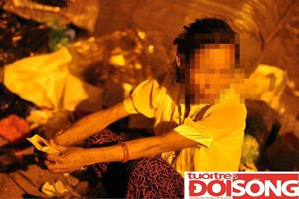 Đời chị Mai bắt đầu lụi tàn kể từ lần bị hãm hiếp năm 18 tuổi