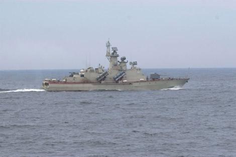 Tàu hộ tống tên lửa Project 1241.8 của Việt Nam.