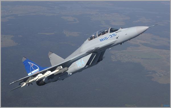 Không quân Nga đã từ chối hợp đồng mua MiG-35 cho đến năm 2016