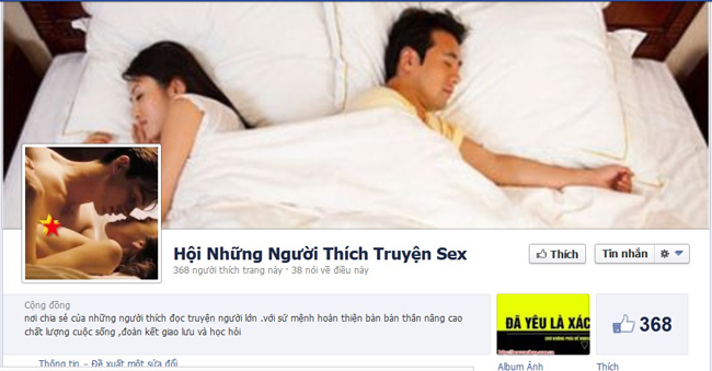 Kỳ 1: Kỷ nguyên của sex ảo trên Facebook