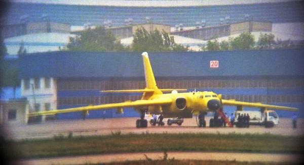 Máy bay ném bom chiến lược H-6K vừa được Trung Quốc đưa vào biên chế