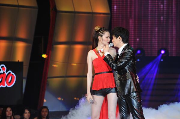 Nathan Lee - Ngọc Oanh chọn sai ca khúc.