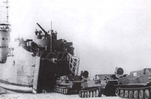 Chiến dịch đổ bộ của Hải quân Việt Nam năm 1979