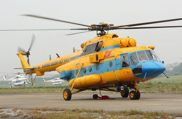 Nhiều khả năng biến thể tìm kiếm cứu nạn Mi-171 cũng sẽ được điều động phục vụ quốc tang của Đại tướng Võ Nguyên Giáp tại Quảng Bình.
