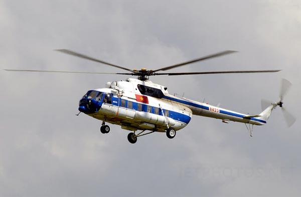 Ngựa thồ đa năng Mi-17 nhiều khả năng sẽ được điều động làm nhiệm vụ túc trực trong quốc tang của Đại tướng Võ Nguyên Giáp.