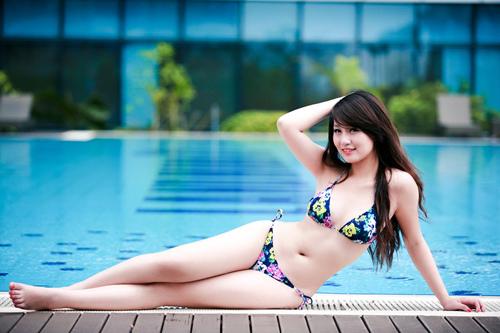 5 Hot girl mặc bikini đẹp nhất từ trước tới nay