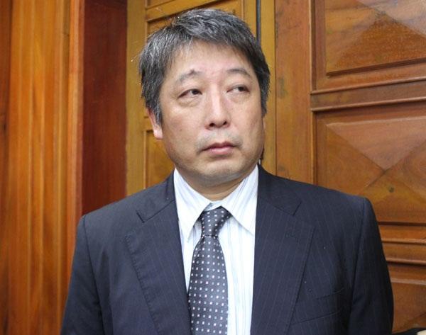 Ảnh: Ông Toshio Goto.