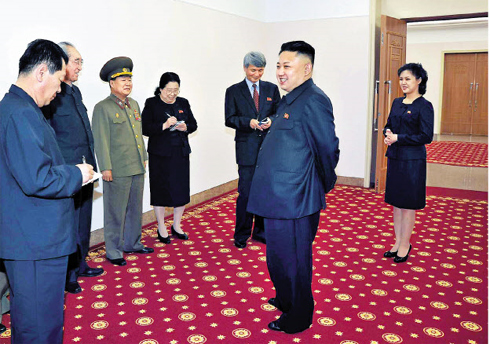 Thêm căn cứ về tước phong mới của Đệ nhất phu nhân Triều Tiên