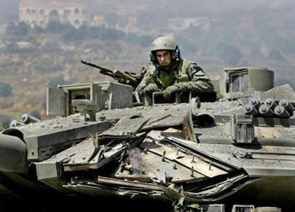 Siêu tăng Merkava-IV của Israel cũng không thể chống đỡ nổi hỏa lực của RPG-7.