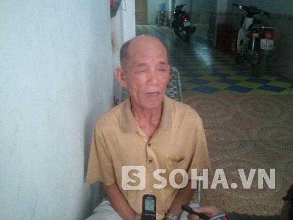 Ông Vũ Đình Long, Bí thư chi bộ tổ dân phố 29 Hàng Thiếc.