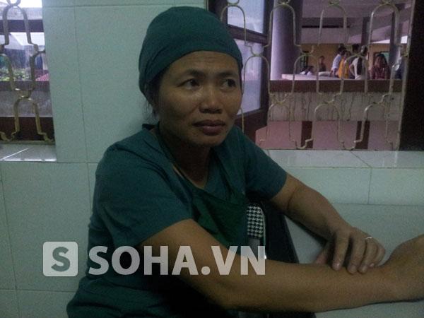 Bà Bùi Lan Anh, Ph