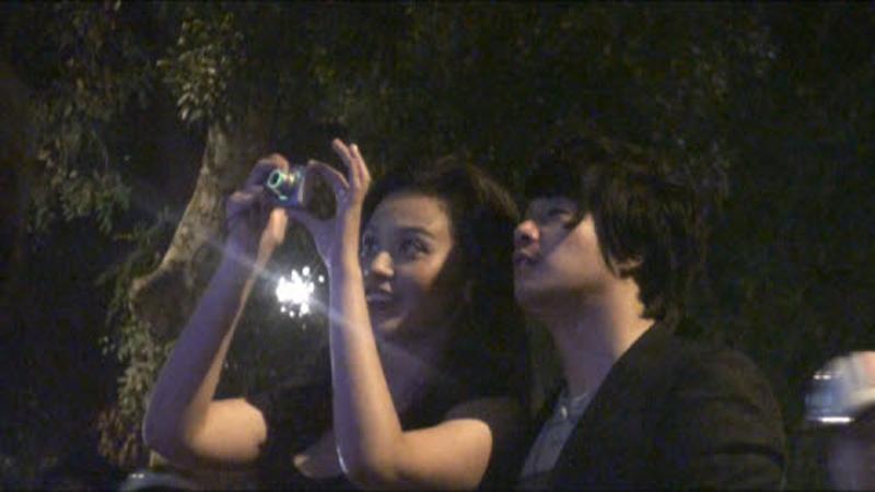 Có lần cả hai từng bị bắt gặp khi dạo chơi trên đường phố Hà Nội.