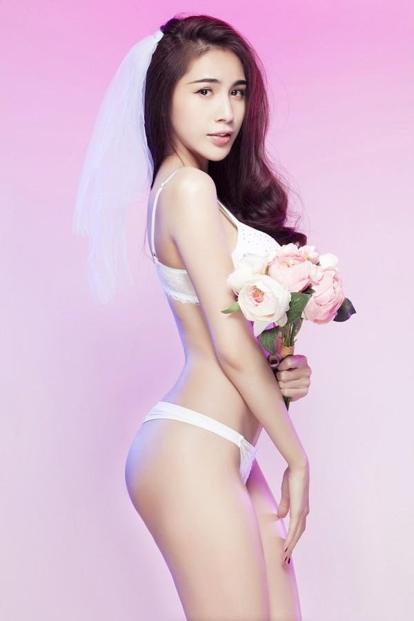 """NỮ HOÀNG NỘI Y """"KHỎA THÂN"""" , HOT GIRL ... Tien-d3b8f"""