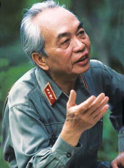 Đại tướng Võ Nguyên Giáp - Người Anh cả của lực lượng vũ trang nhân dân Việt Nam.