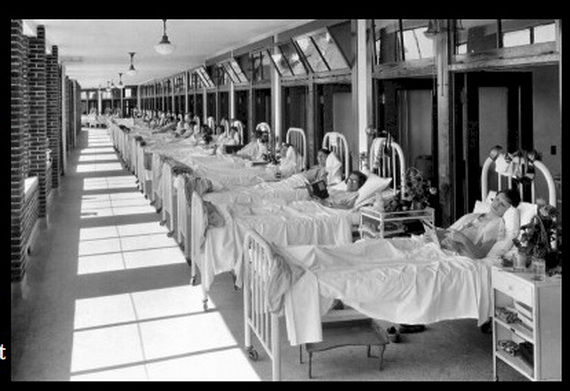 Bí ẩn các hồn ma bệnh nhân lao ám lấy bệnh viện ở Mỹ