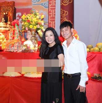 Chế Phong và Thanh Thanh Hiền.
