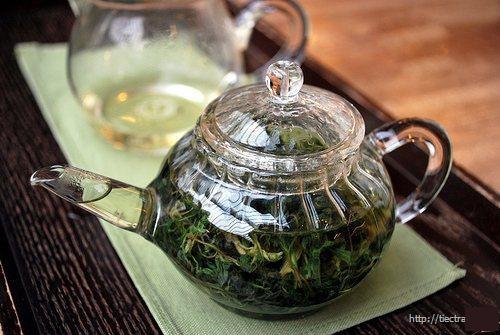 Trà ngải cứu: Loại trà mới rất tốt cho sức khỏe