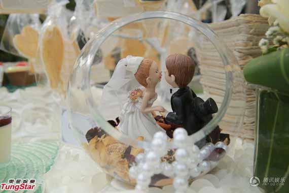 Toàn cảnh đám cưới xa xỉ của Dương Mịch - Khải Uy