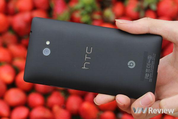 Giá HTC 8X giảm mạnh chỉ còn 4,39 triệu đồng