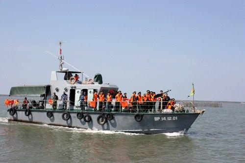 Diễn tập chống xâm nhập đường biển