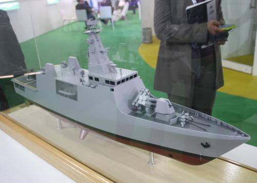 OPV dành cho xuất khẩu được Ấn Độ tiết lộ có chiều dài tổng thể 74,8m; rộng 11,50m; mớn nước 3,6m; lượng giãn nước 1440 tấn; thủy thủ đoàn gồm 64 sỹ quan và thủy thủ.