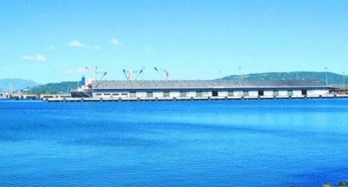 Một bộ phận công trình của căn cứ Subic được lặng lẽ khôi phục đến trạng thái
