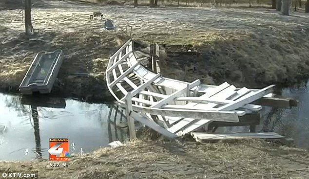 how to build a small bridge for cars