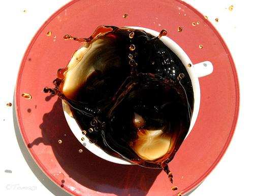 Vài điều bên ly cà phê