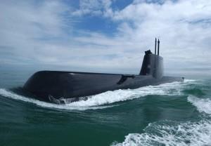 Tàu ngầm U-209 Indonesia phối hợp chế tạo tại Hàn Quốc