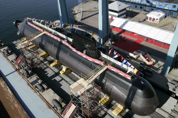 Tàu ngầm lớp Archer của Singapore