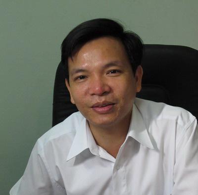 Luật sư Nguyễn Hồng Bách.