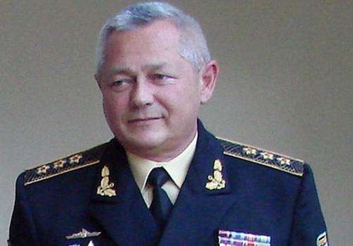 Quyền Bộ trưởng Quốc phòng Ukraine Ihor Tenyukh.