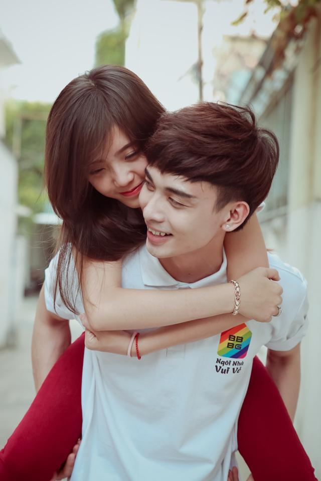 (Soha.vn) - Hãy cùng nghe Lâm Á Hân chia sẻ về chuyện tình đáng yêu của  mình với chàng hot boy Nguyễn Minh Tú (Tuti).