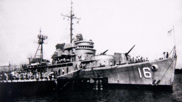 Tàu khu trục nhỏ HQ-16 Lý Thường Kiệt