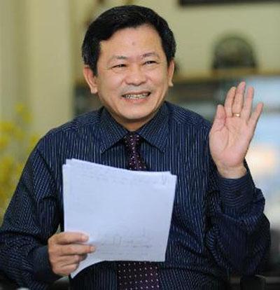 Luật sư Trần Đình Triển - trưởng VP luật sư Vì Dân.