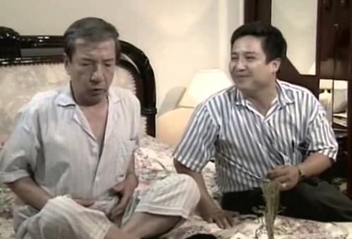 Những vai diễn cuối cùng khi vắng bóng khỏi màn bạc của NSND Trịnh Thịnh.