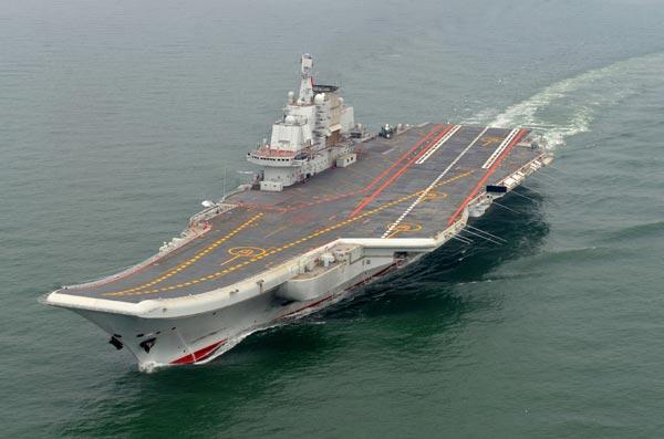 Ukraine đóng góp một vai trò rất quan trọng trong quá trình hoàn tất việc cải tạo tàu sân bay Liêu Ninh.