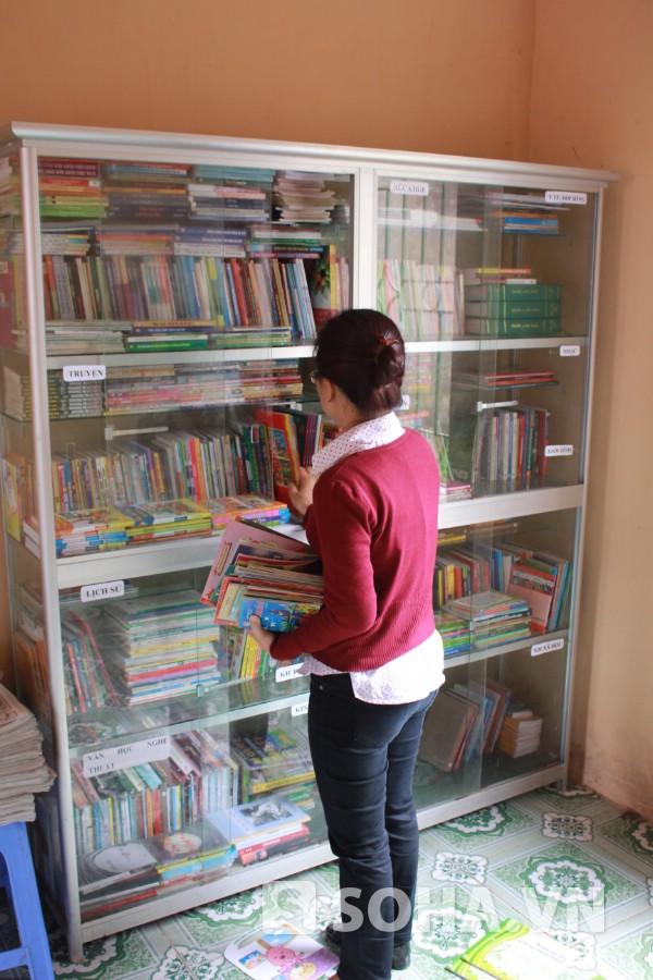 """Khai trương """"Thư viện cho làng quê nghèo"""" đầu tiên ở Hà Nội"""