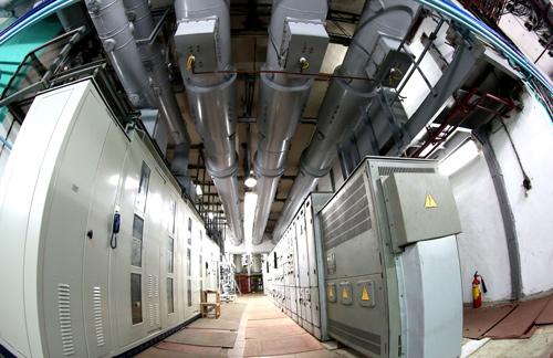 Đây là một trong hệ thống kỹ thuật hoạt động xuyên suốt trong lòng đất thuộc khu vực thủy điện Hòa Bình