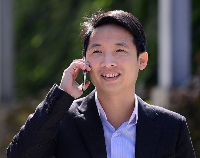 Đoàn Hiểu Minh: Chú tuấn mã nhà cựu chủ tịch Vinacomin